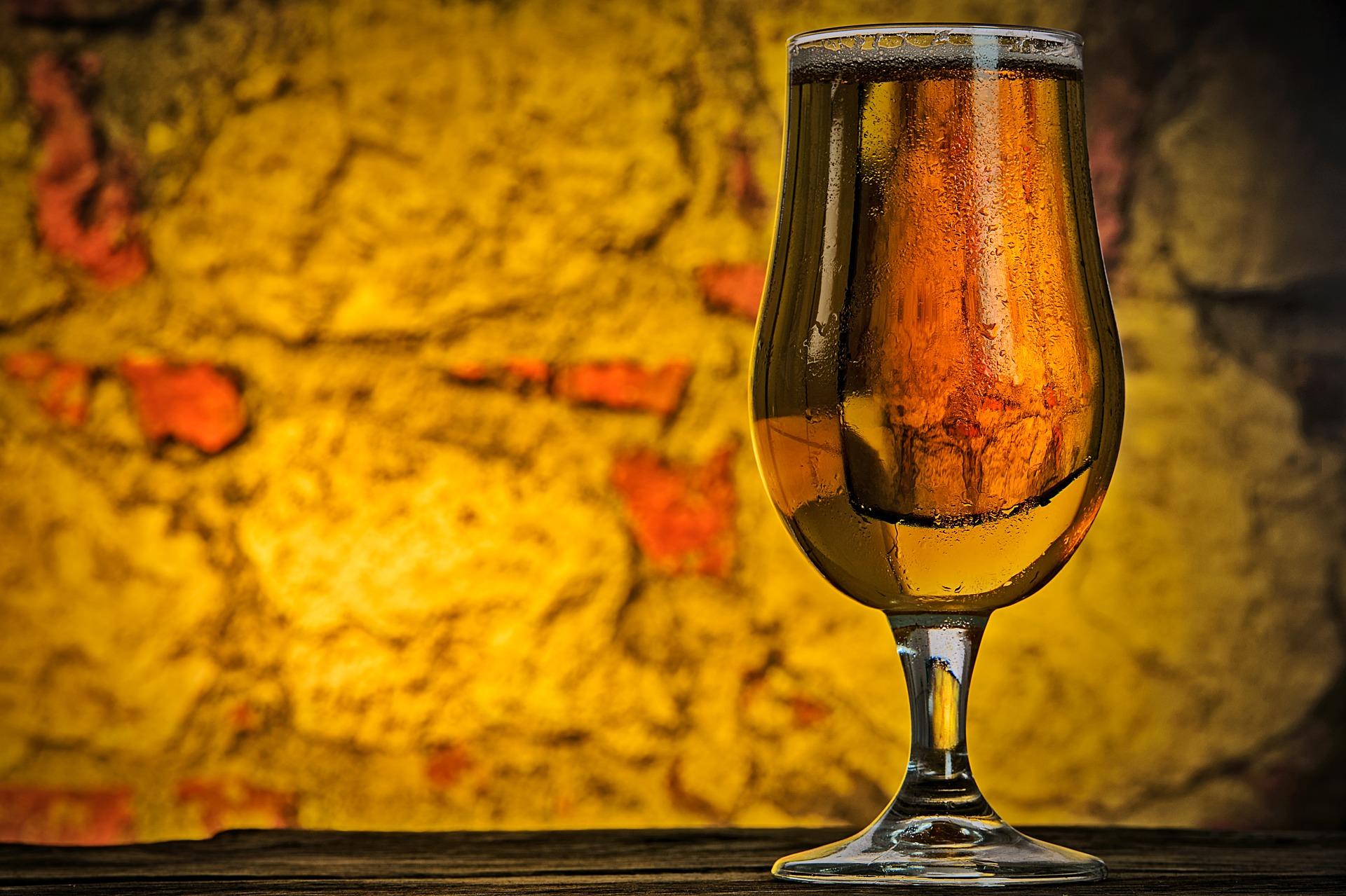 mercado de cerveja sem álcool